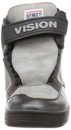 画像4: 【送料無料】ヴィジョンストリートウェア スニーカー VISION SKATEBOARDS MC14000 グレー (4)