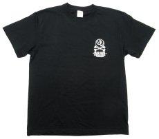 画像2: 【新商品(※SALE対象外※)】パンク・ロック系Tシャツ:般若 スカル (2)