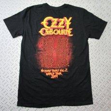 画像2: 【再入荷】オフィシャル バンドTシャツ:OZZY OSBOURNE NO MORE TEARS VOL. 2.  (LIMITED EDITION) ブラック (2)