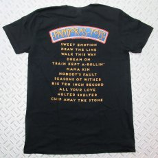 画像2: オフィシャル バンドTシャツ:AEROSMITH 1994 F&B ブラック (2)