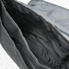 画像4: オフィシャル バンド メッセンジャーバッグ:MISFITS BIG FACE ブラック (4)