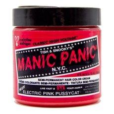 画像1: ヘアカラー:新色 MANIC PANICマニックパニック[Electric Pink Pussycat (エレクトリック ピンク プッシーキャット)] (1)