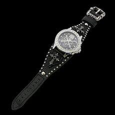 画像3: 【送料無料】ウォッチ 腕時計:ヴォルテージ VOLTAGE センチネル8 SENTINELVIII ブラック (3)