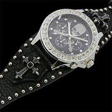 画像4: 【送料無料】ウォッチ 腕時計:ヴォルテージ VOLTAGE センチネル8 SENTINELVIII ブラック (4)