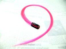 画像1: ワンポイント・ヘアエクステンション:PINK(ピンク) (1)