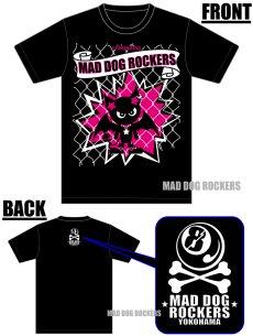 画像5: 【新商品(※SALE対象外※)】パンク・ロック系Tシャツ:POP ROCK ヴァンパイアR (5)