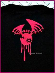 画像4: パンク・ロック系Tシャツ:ヴァンパイアR-キッズ (4)
