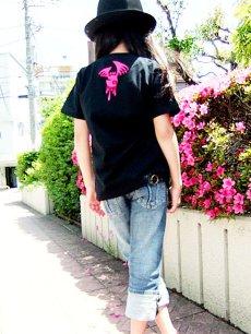 画像2: パンク・ロック系Tシャツ:ヴァンパイアR-キッズ (2)