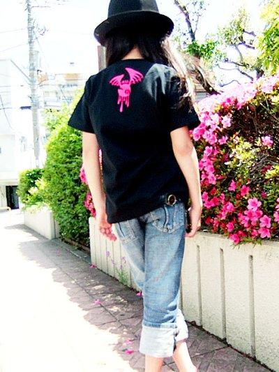 画像2: パンク・ロック系Tシャツ:ヴァンパイアR-キッズ