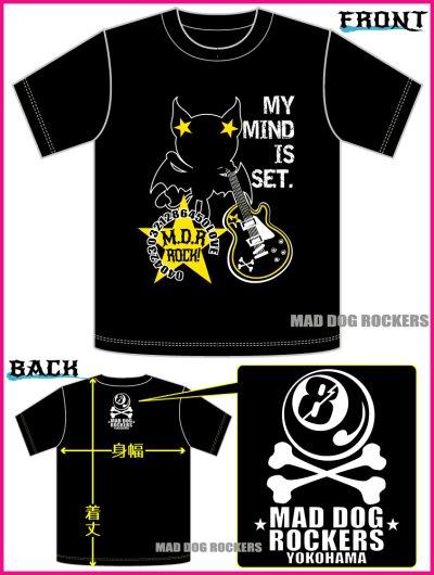 画像3: 【SALE☆50%OFF】パンク・ロック系Tシャツ:ロックスターヴァンパイアR