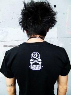 画像4: 【SALE☆50%OFF】パンク・ロック系Tシャツ:スペードスカル (4)