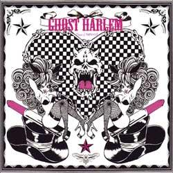画像1: GHOST HARLEM:Flame of DARKNESS[CD] (1)