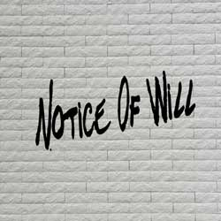 画像1: BLIND CODE:Notice Of Will[CD] (1)