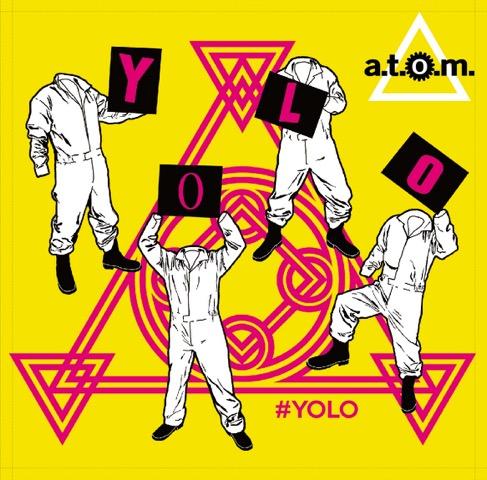 画像1: a.t.o.m.:#YOLO[CD] (1)