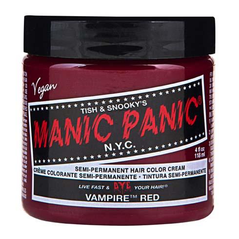 画像1: ヘアカラー:MANIC PANICマニックパニック[Vampire Red (ヴァンパイア・レッド)] (1)