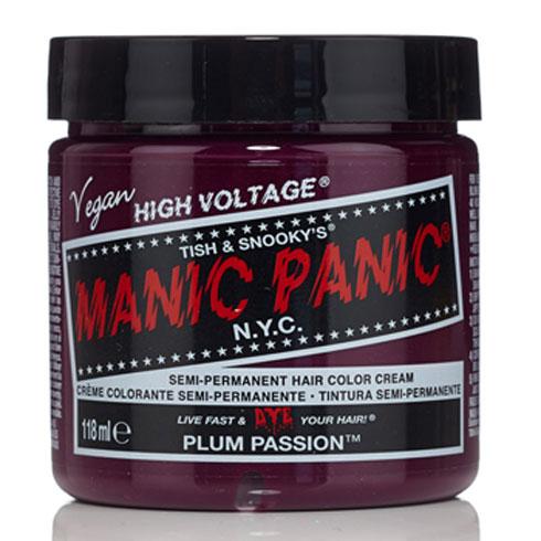 画像1: ヘアカラー:MANIC PANICマニックパニック[PLUM PASSION  (プラムパッション)] (1)