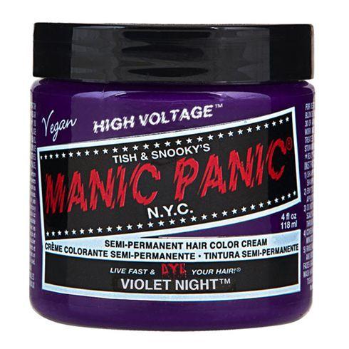 画像1: ヘアカラー:MANIC PANICマニックパニック[Violet Night (ヴァイオレット・ナイト)] (1)