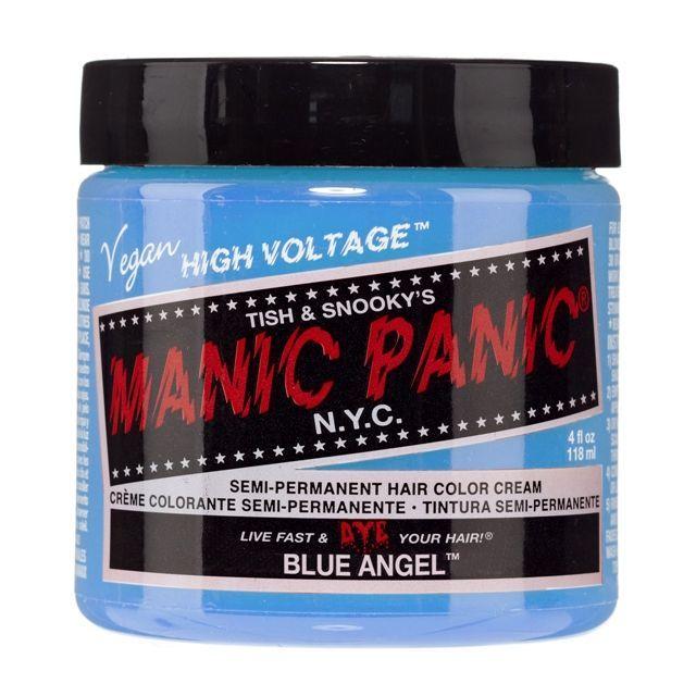 画像1: ヘアカラー:MANIC PANICマニックパニック[BLUE ANGEL (ブルーエンジェル)] (1)