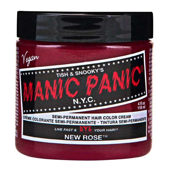 画像1: ヘアカラー:MANIC PANICマニックパニック[New Rose (ニューローズ)] (1)