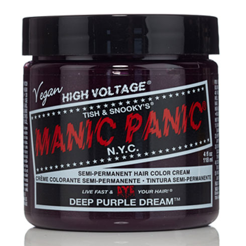 画像1: ヘアカラー:MANIC PANICマニックパニック[DEEP PURPLE DREAM  (ディープパープルドリーム)] (1)