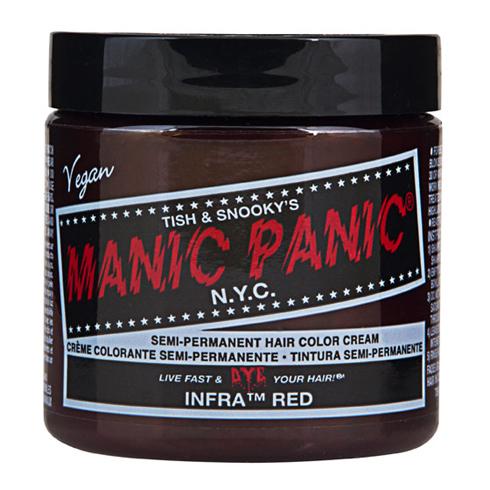 画像1: ヘアカラー:MANIC PANICマニックパニック[Infra Red  (インフラ・レッド)] (1)