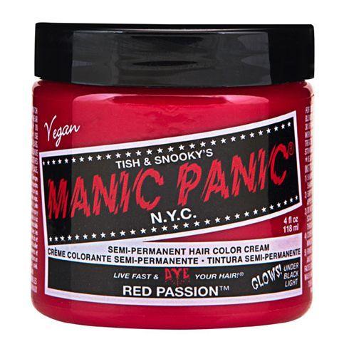 画像1: ヘアカラー:MANIC PANICマニックパニック[Red Passion  (レッド パッション)] (1)