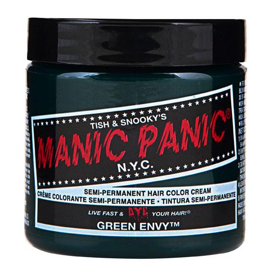 画像1: ヘアカラー:MANIC PANICマニックパニック[Green Envy (グリーンエンヴィ)] (1)