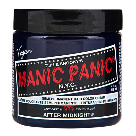 画像1: ヘアカラー:MANIC PANICマニックパニック[After Midnight Blue (アフター・ミッドナイト・ブルー)] (1)