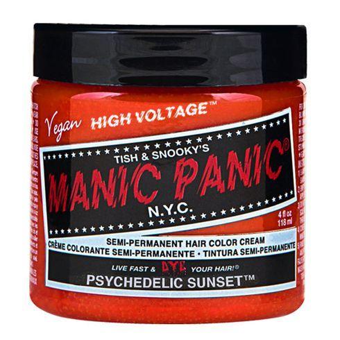 画像1: ヘアカラー:MANIC PANICマニックパニック[Psychedelic Sunset (サイケデリック・サンセット)] (1)