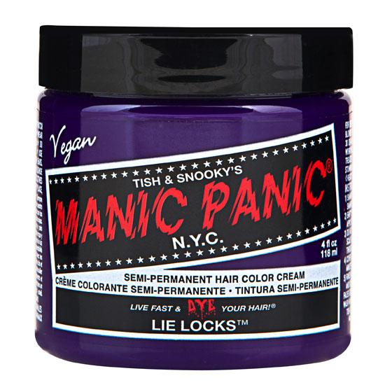 画像1: ヘアカラー:MANIC PANICマニックパニック[Lie Locks (ライラック)] (1)