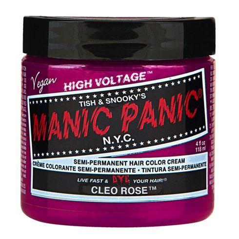 画像1: ヘアカラー:MANIC PANICマニックパニック[Cleo Rose (クレオ・ローズ)] (1)