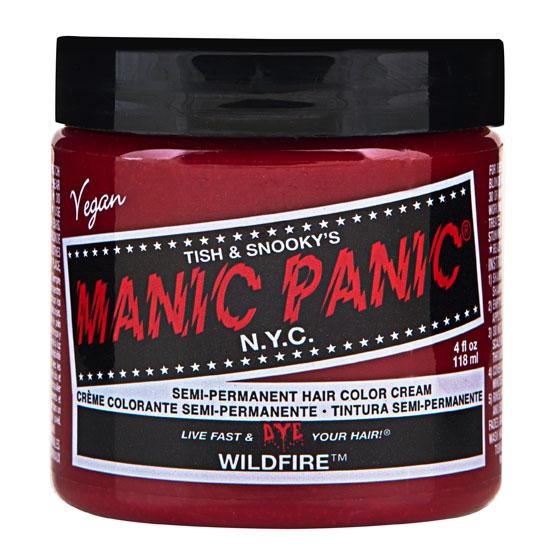 画像1: ヘアカラー:MANIC PANICマニックパニック[Wildfire (ワイルドファイヤー)] (1)