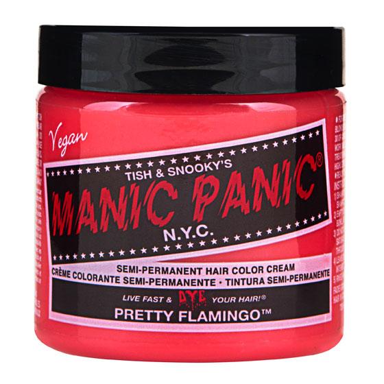 画像1: ヘアカラー:MANIC PANICマニックパニック[Pretty Flamingo (プリティーフラミンゴ)] (1)
