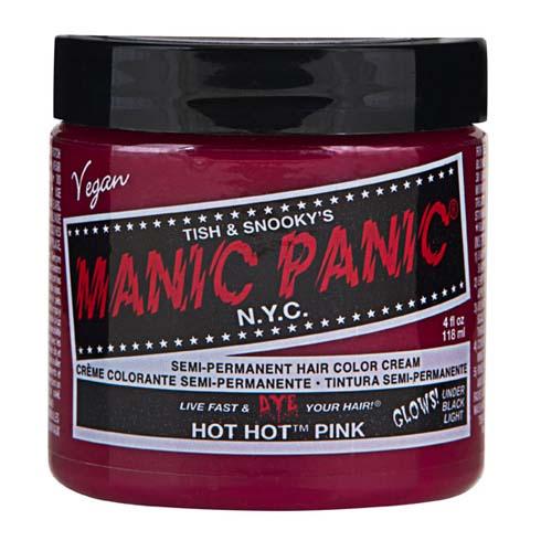画像1: ヘアカラー:MANIC PANICマニックパニック[Hot Hot Pink (ホット・ホット・ピンク)] (1)