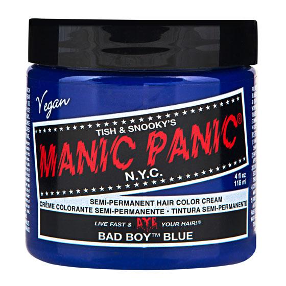 画像1: ヘアカラー:MANIC PANICマニックパニック[Bad Boy Blue (バッド・ボーイ・ブルー)] (1)