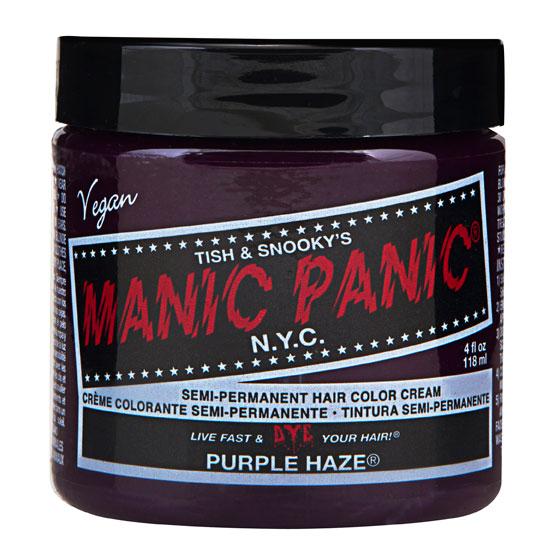 画像1: ヘアカラー:MANIC PANICマニックパニック[Purple Haze (パープル・ヘイズ)] (1)