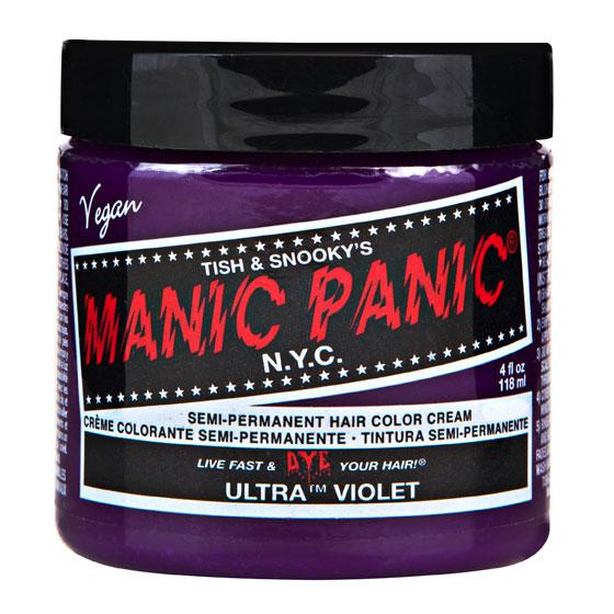 画像1: ヘアカラー:MANIC PANICマニックパニック[Ultra Violet (ウルトラ・ヴァイオレット)] (1)