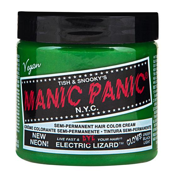 画像1: ヘアカラー:MANIC PANICマニックパニック[Electric Lizard (エレクトリック・リザード)] (1)