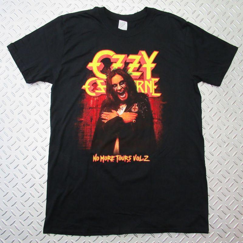画像1: 【再入荷】オフィシャル バンドTシャツ:OZZY OSBOURNE NO MORE TEARS VOL. 2.  (LIMITED EDITION) ブラック (1)