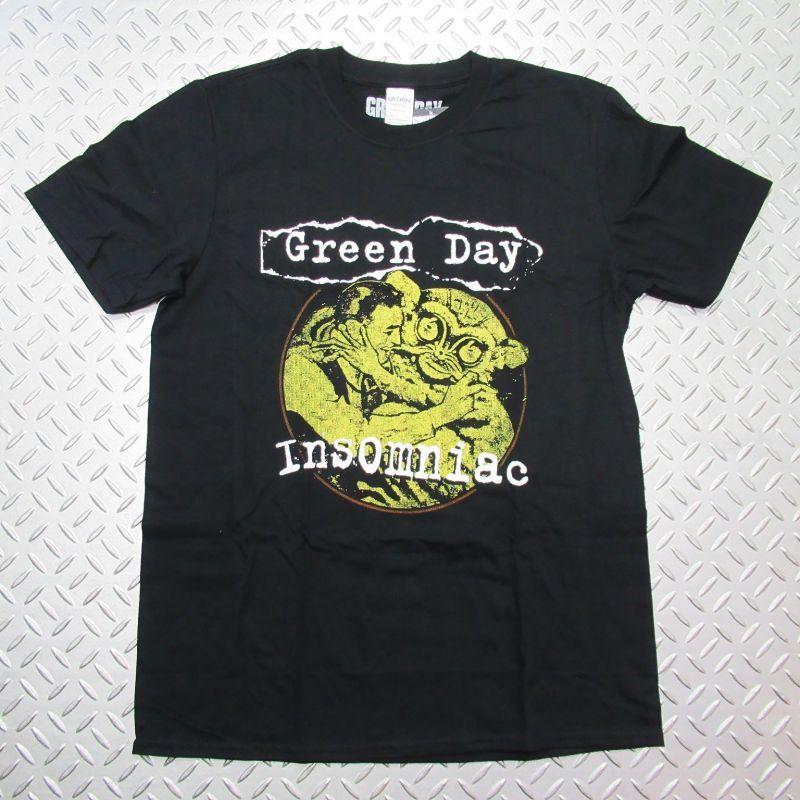 画像1: オフィシャル バンドTシャツ:GREEN DAY Free Hugs ブラック (1)