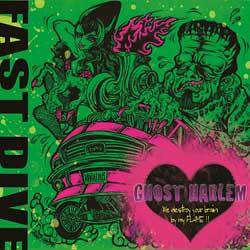 画像1: GHOST HARLEM:FAST DIVE[CD+DVD]